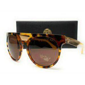 Versace Men's Havana Yellow and Brown Sunglasses!